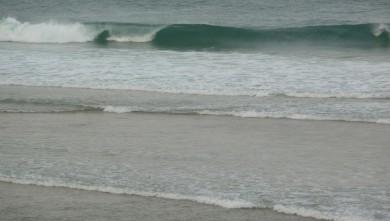 Surf report FR, Cap-Ferret - Plage de L'Horizon (33) du 2009-01-08 12:00:00
