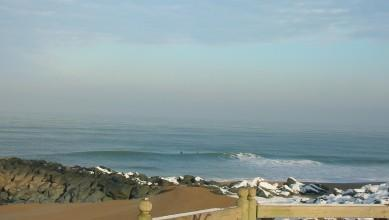 Surf report FR, Anglet Surf Club (64) du 2009-01-09 12:00:00