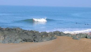Surf report FR, Anglet Surf Club (64) du 2009-01-10 12:00:00