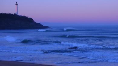 Surf report FR, Anglet VVF (64) du 2009-01-11 12:00:00