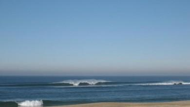 Surf report FR, Hossegor - La Nord (40) du 2009-01-11 12:00:00