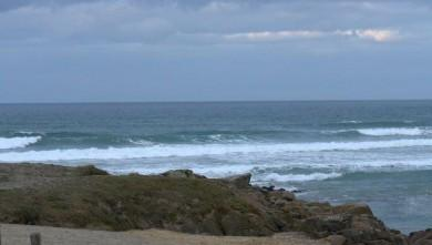 wave report FR, La Torche (29) du 2009-01-11 12:00:00