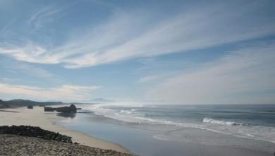 Surf report FR, Capbreton - Le Santosha (40) du 2009-01-12 12:30:00