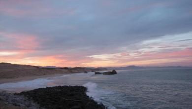 Surf report FR, Capbreton - Le Santosha (40) du 2009-01-15 12:00:00