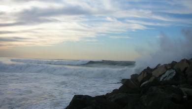 Surf report FR, Anglet Les Cavaliers (64) du 2009-01-16 12:00:00