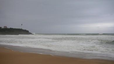 Surf report FR, Anglet Sables d'Or (64) du 2009-01-19 12:00:00