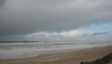 Surf report FR, Hossegor - La Nord (40) du 2009-01-21 12:00:00