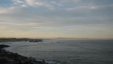 Surf report FR, Capbreton - Le Santosha (40) du 2009-01-30 12:00:00