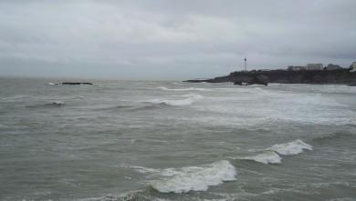 Surf report FR, Biarritz - Grande Plage (64) du 2009-01-31 12:00:00