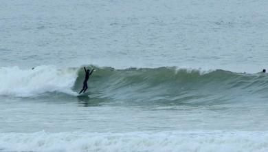Surf report FR, Hossegor - La Nord (40) du 2009-01-31 12:00:00