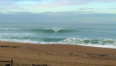 wave report FR, Anglet La Madrague (64) du 2009-02-02 12:00:00