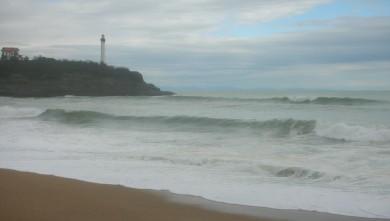 Surf report FR, Anglet VVF (64) du 2009-02-02 12:00:00