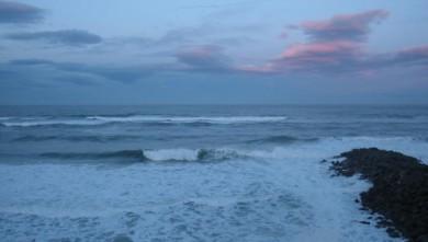 Surf report FR, Capbreton - Le Santosha (40) du 2009-02-05 12:00:00