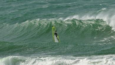 Surf report FR, Hossegor - La Nord (40) du 2009-02-05 12:00:00