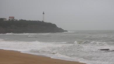 Surf report FR, Anglet VVF (64) du 2009-02-08 12:00:00