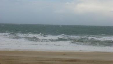 Surf report FR, Hossegor - La Nord (40) du 2009-02-10 12:00:00