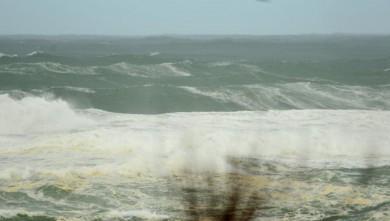 Surf report FR, Hossegor - La Nord (40) du 2009-02-11 12:00:00