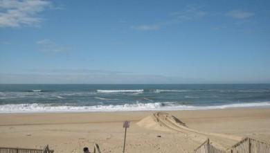 Surf report FR, Hossegor - La Nord (40) du 2009-02-12 13:30:00