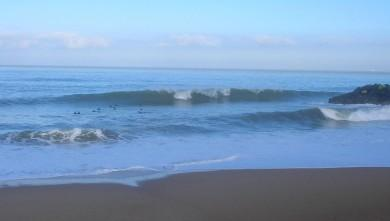 wave report FR, Anglet Surf Club (64) du 2009-02-14 12:00:00