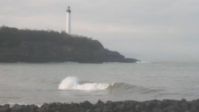 Surf report FR, Anglet VVF (64) du 2009-02-14 12:00:00