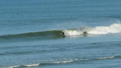 wave report FR, Seignosse - Les Casernes (40) du 2009-02-15 12:00:00