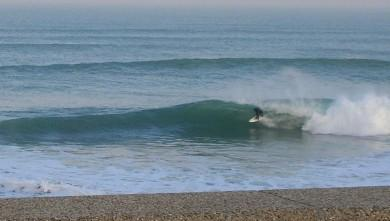 wave report FR, Anglet Surf Club (64) du 2009-02-20 12:00:00