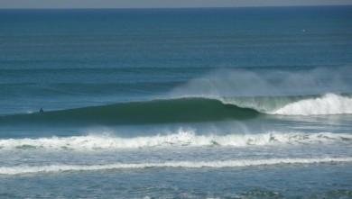 Surf report FR, Cap-Ferret - Plage de L'Horizon (33) du 2009-02-20 12:00:00