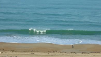 Surf report FR, Anglet VVF (64) du 2009-02-21 12:00:00
