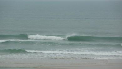 Surf report FR, Cap-Ferret - Plage de L'Horizon (33) du 2009-02-24 12:00:00