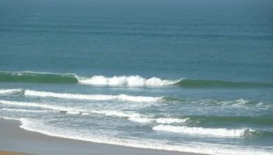 Surf report FR, Cap-Ferret - Plage de L'Horizon (33) du 2009-02-25 12:00:00