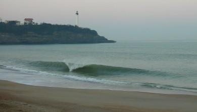 Surf report FR, Anglet VVF (64) du 2009-02-26 12:00:00