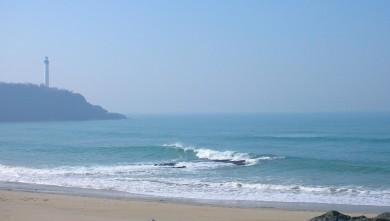 Surf report FR, Anglet VVF (64) du 2009-02-27 12:00:00