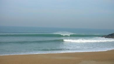 wave report FR, Anglet Sables d'Or (64) du 2009-02-28 12:00:00