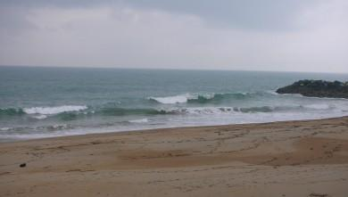 Surf report FR, Anglet Surf Club (64) du 2009-03-01 12:00:00