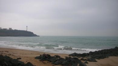 Surf report FR, Anglet VVF (64) du 2009-03-01 12:00:00