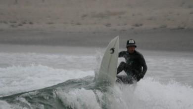 Surf report FR, La Torche (29) du 2009-03-01 12:00:00