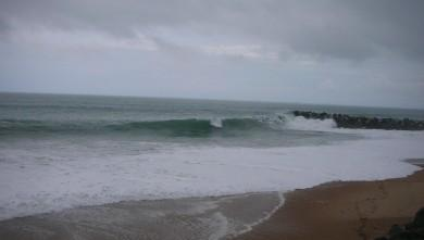 Surf report FR, Anglet Surf Club (64) du 2009-03-02 12:00:00