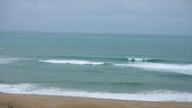 Surf report FR, Anglet VVF (64) du 2009-03-02 12:00:00