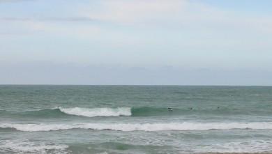Surf report FR, Biarritz - Grande Plage (64) du 2009-03-02 12:00:00