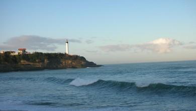 Surf report FR, Anglet VVF (64) du 2009-03-03 12:00:00