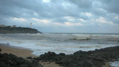 Surf report FR, Anglet VVF (64) du 2009-03-06 12:00:00