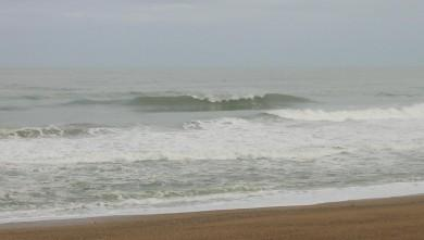 Surf report FR, Anglet Sables d'Or (64) du 2009-03-08 12:00:00