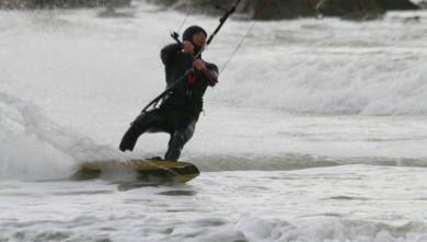 Surf report FR, La Torche (29) du 2009-03-08 12:00:00