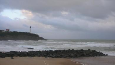 Surf report FR, Anglet VVF (64) du 2009-03-09 12:00:00