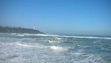 Surf report FR, Anglet VVF (64) du 2009-03-10 12:00:00