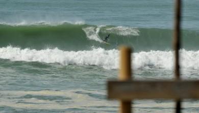 Surf report FR, Hossegor - La Nord (40) du 2009-03-10 12:00:00