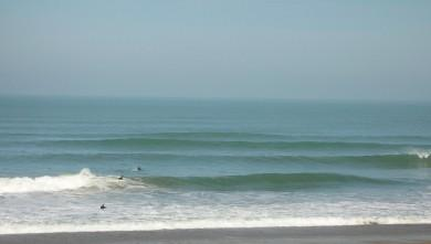 Surf report FR, Anglet Surf Club (64) du 2009-03-12 12:00:00