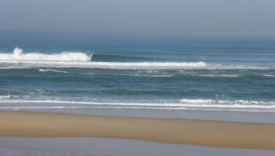 Surf report FR, Seignosse - Les Bourdaines (40) du 2009-03-13 12:00:00
