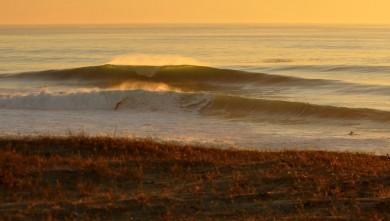 Surf report FR, Seignosse - Les Casernes (40) du 2009-03-13 12:00:00