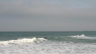 Surf report FR, Anglet Sables d'Or (64) du 2009-03-14 12:00:00